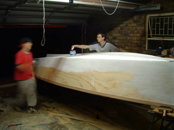 Daydream Sharpie Skiff Built In 23 Hours In South Africa